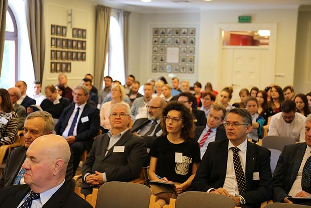 "Polish Standardization Day 2019 -  ""The Role of Standards in Development of Industry 4.0"" conference"